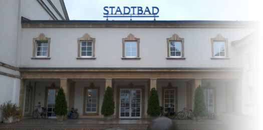Stadtbad Volksbad Bayreuth